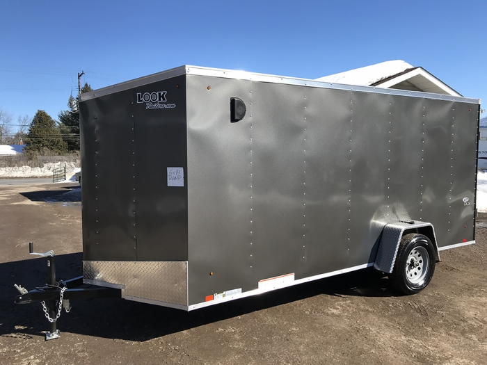 6x14 Look Enclosed Trailer